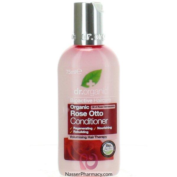 Dr. Organic Organic Rose Otto Conditioner 75ml-dr00387