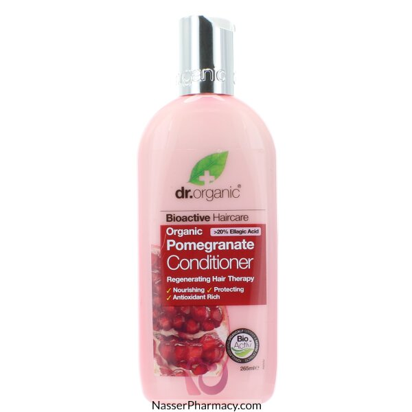 Dr Organic Pomegranate Conditioner - 265ml