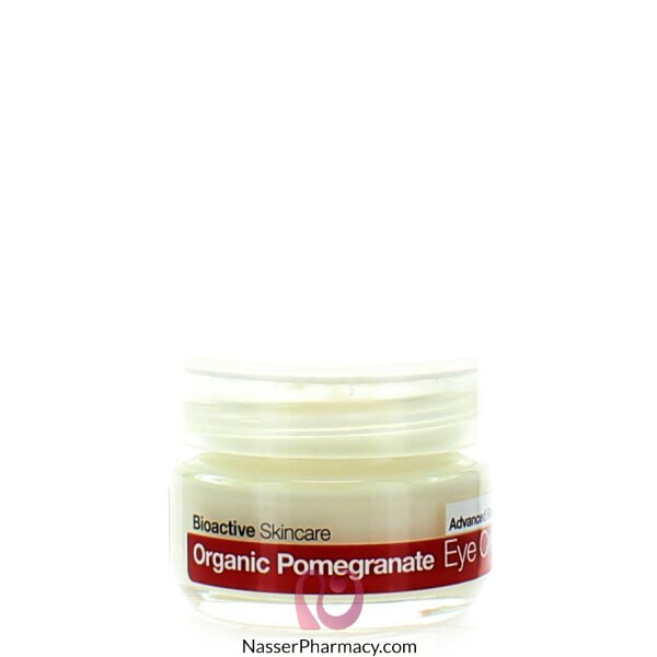Dr Organic Pomegranate Eye Cream - 15ml