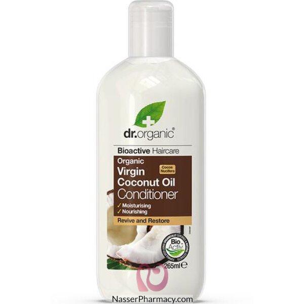 Dr Organic Virgin Coconut Oil Conditioner - 265ml
