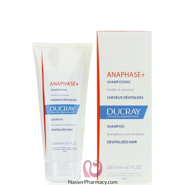 دوكري  Ducray شامبو ضد تساقط الشعر - 200 مل