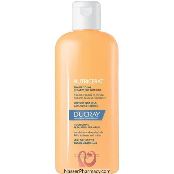 دوكري  Ducray  شامبو لتغذية الشعر - 200 مل
