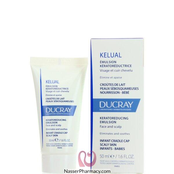 دوكري (kelual) مستحلب مرطب و مهدئ - 50 مل