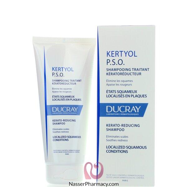 Ducray Kertyol- Pso  Shampoo 125ml