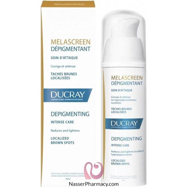 Ducray Melascreen Depigmentant Cream 30 Ml