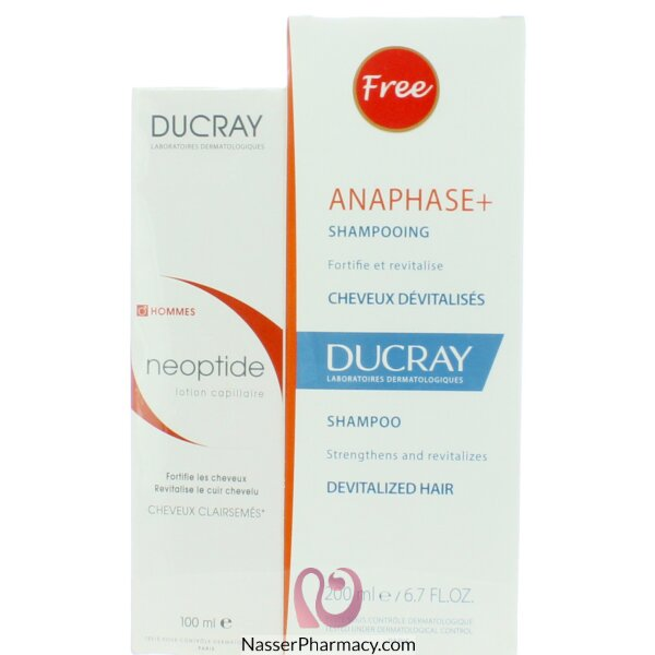 Ducray Neoptide For Men Lotion -100 Ml Spary