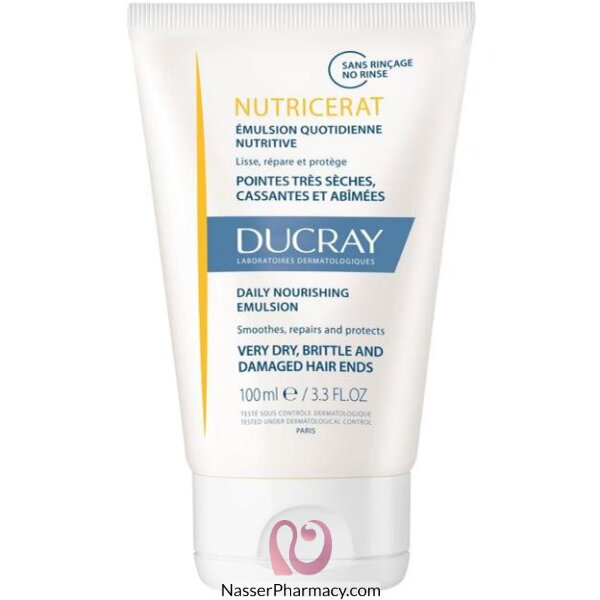 Ducray Nutricerate  Emulsion 100 Ml
