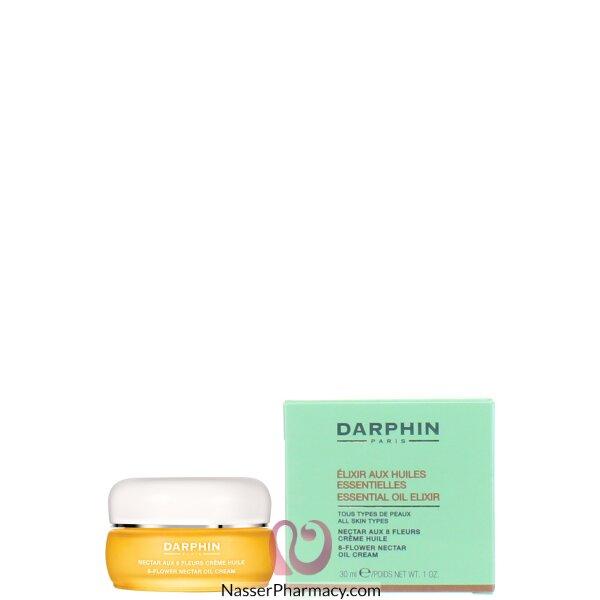 Darphin 8 Flower Nectar Oil Cream 30 Ml