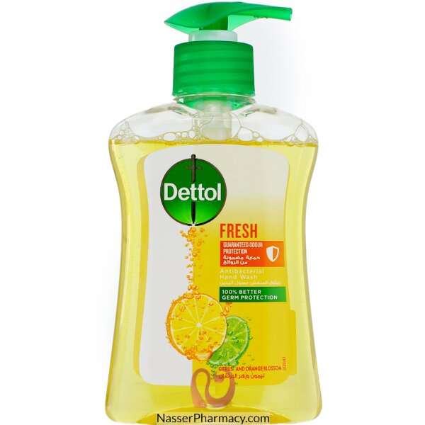 Dettol H/wash Fresh 200ml