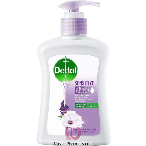 Dettol H/wash Sensi 200ml
