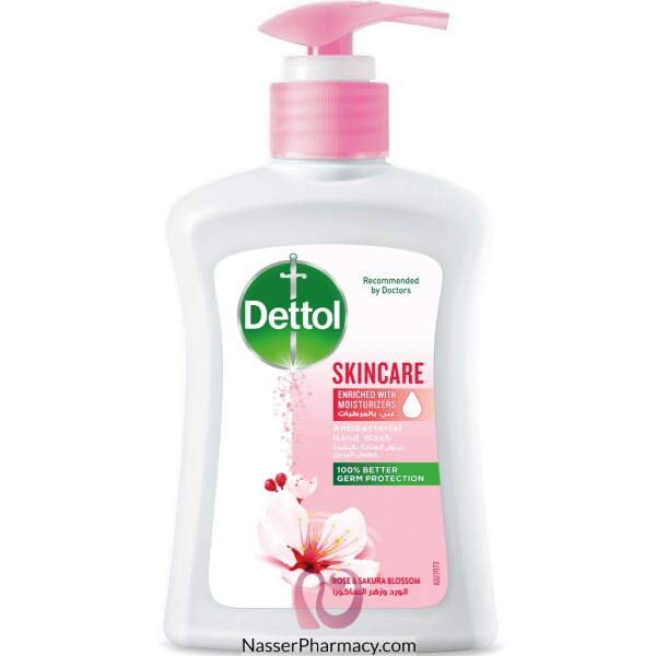 Dettol H/wash Skincare 400ml