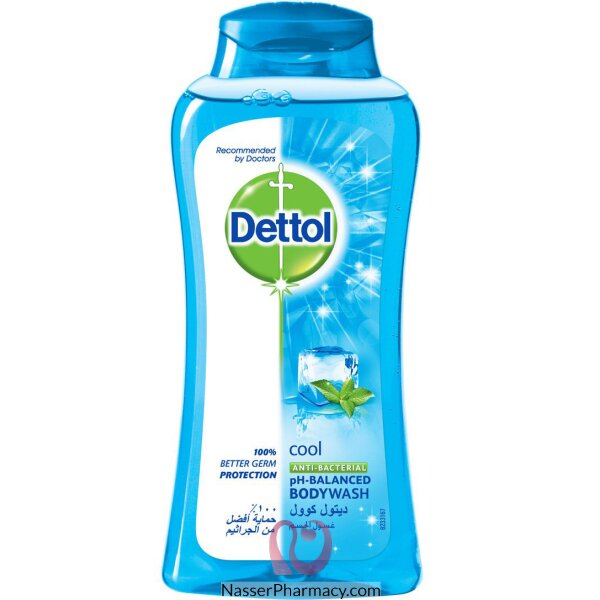Dettol Shwr Gel Cool 250ml