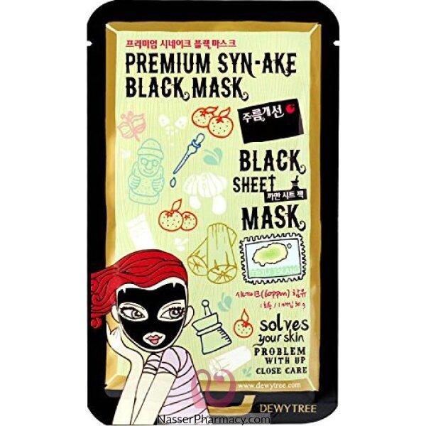 Dewytree Premium Syn-ake Black Mask