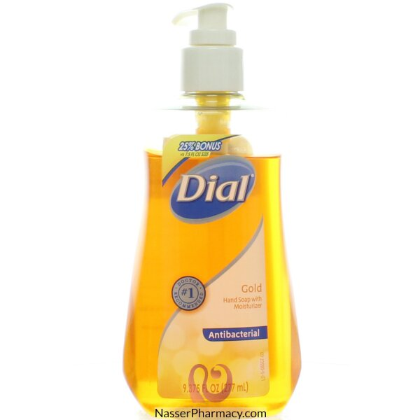 Dial Hand Wash Gold Value Size 277ml