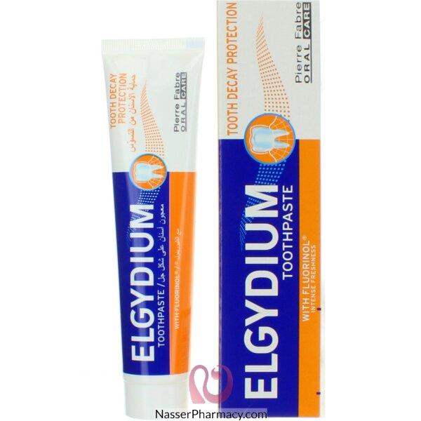 الجيديوم Elgydium- معجون الأسنان ضد التسوس 75مل