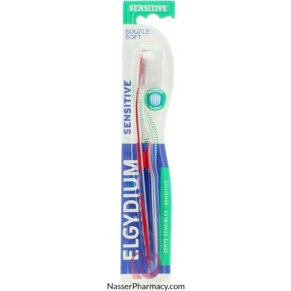 Elgydium Sensitive Soft Toothbrush