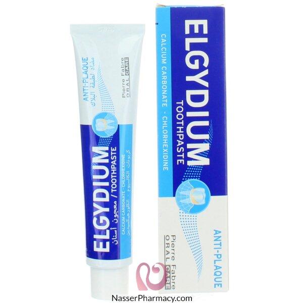 Elgydium Tooth Paste Anti Plaque  75ml