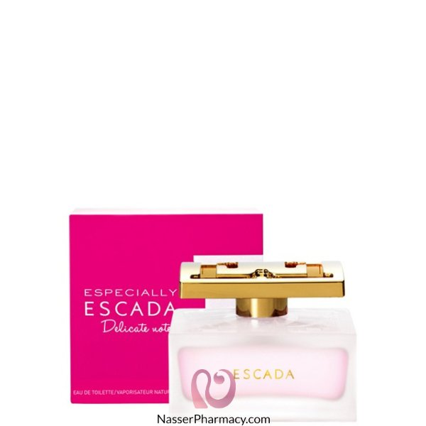 Buy Escada Especially Delicate Notes For Women - 50 ml From Nasser pharmacy  in Bahrain abf445175