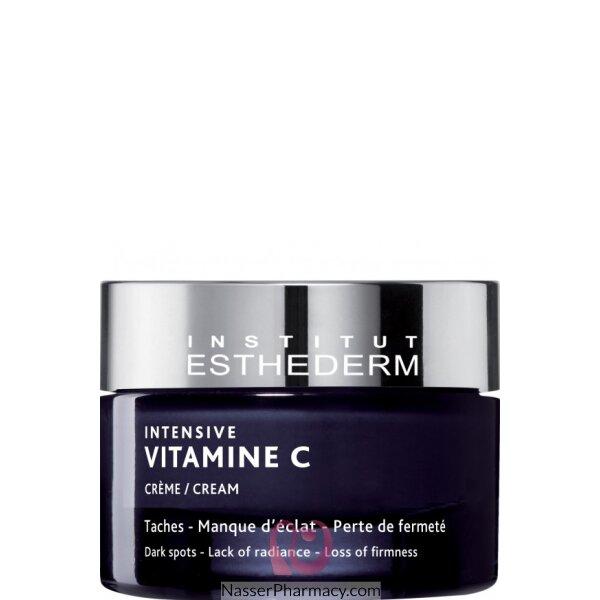 Esthederm Intensive Vitamin C Cream  50ml