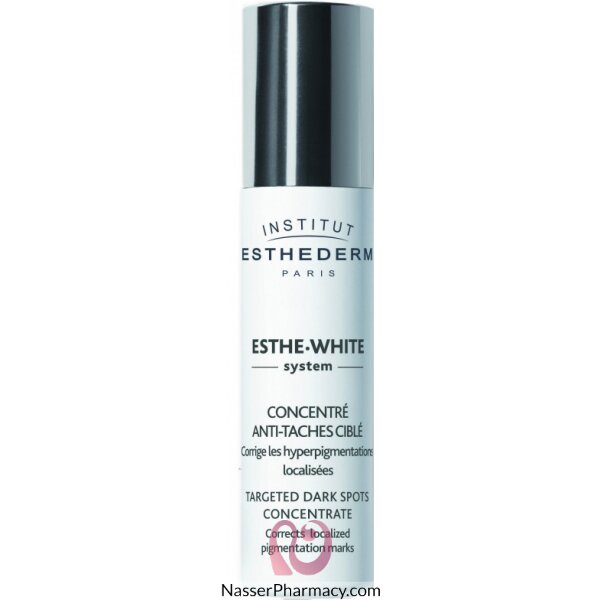 Esthederm White Targeted Dark Spot Concentrate 9ml