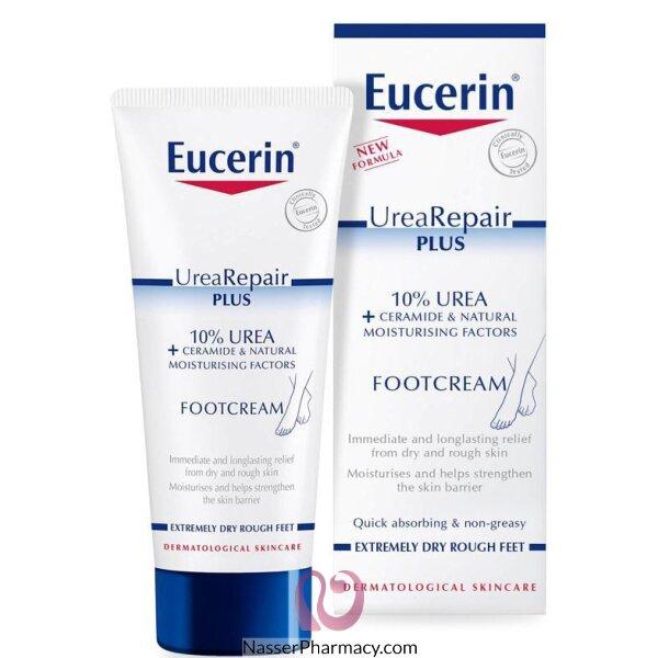 Eucerin 10% Urea Foot Cream 100 Ml