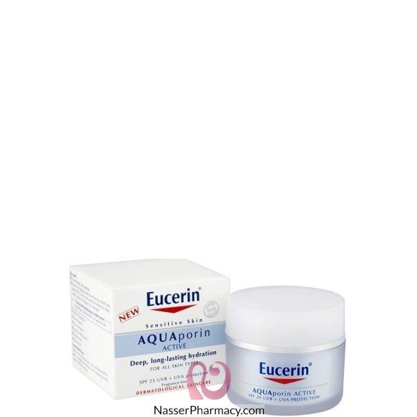 Eucerin Aquaporin Actv Hydrn Crm Spf25 50ml