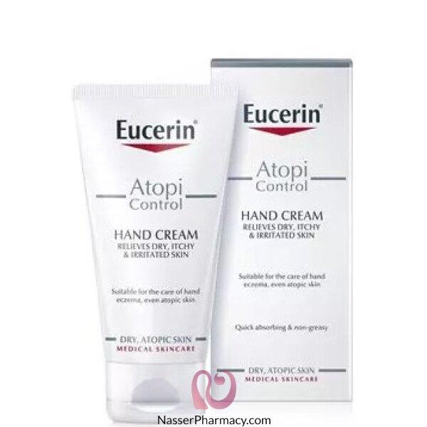 Eucerin Atopi Control Hand Cream 75ml