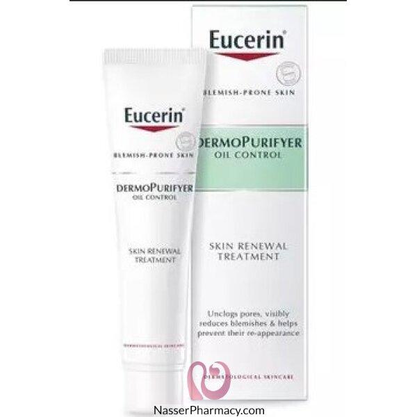 Eucerin Drmo Purifyer Oil Control Skin Treatment 40ml
