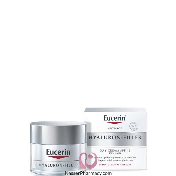 Eucerin Hyaluron Day Filler Treatment Cream 50ml