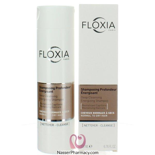 فلوكسيا  Floxia  شامبو التنظيف العميق للشعر الجاف/العادي - 200مل