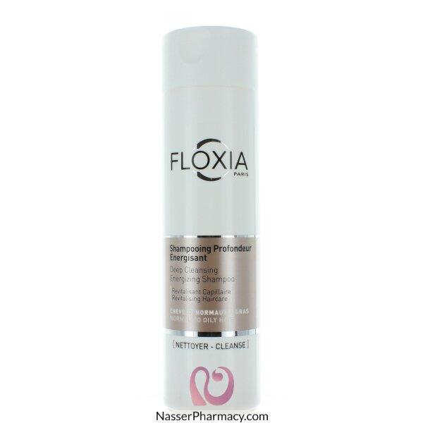 فلوكسيا Floxia  شامبو التنظيف العميق للشعر العادي/الدهني - 200مل