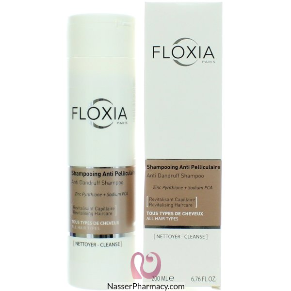 Floxia Anti-dandruff Shampoo