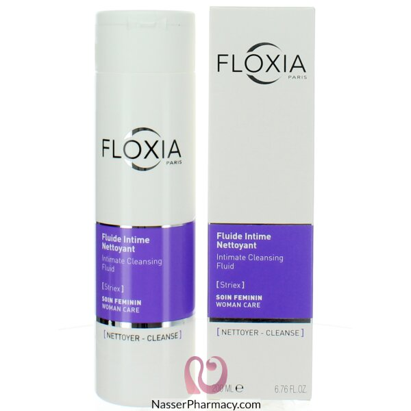 Floxia Intimate Wash 200 Ml
