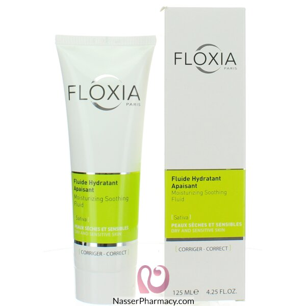 Floxia Moisturizing Soothing Fluid 125 Ml