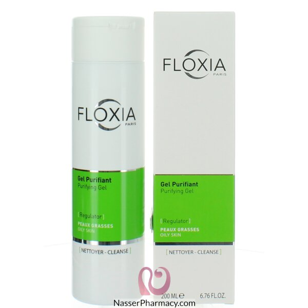 Floxia Purifying Gel - 200ml