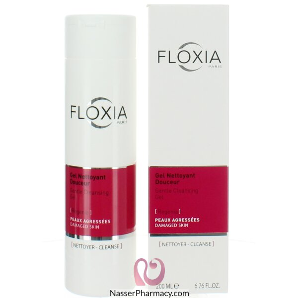Floxia Regenia Cleansing Gel - 200 Ml