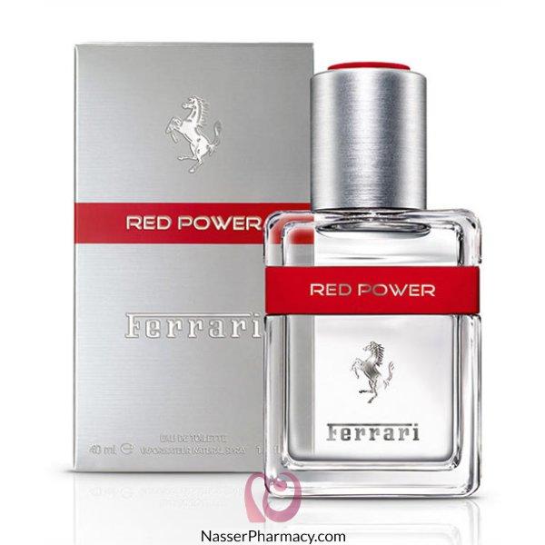 Ferrari Red Power For Men - 75 Ml