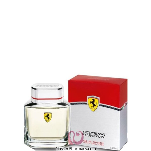 Ferrari Scuderia For Men - 75 Ml