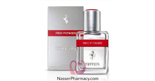189921f37 تسوق أونلاين Red Power Ferrari عطر للرجال - 75 مل من صيدليات ناصر البحرين