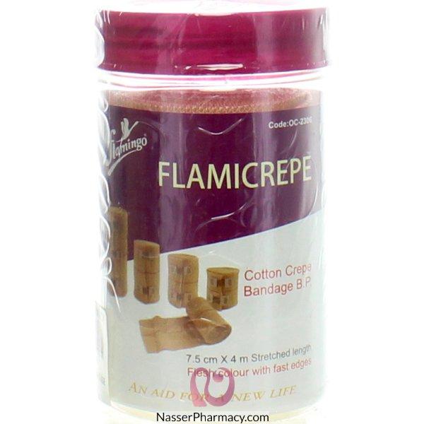 Flam Cotn Crepe Bandage 3&#397  5cm* 4m