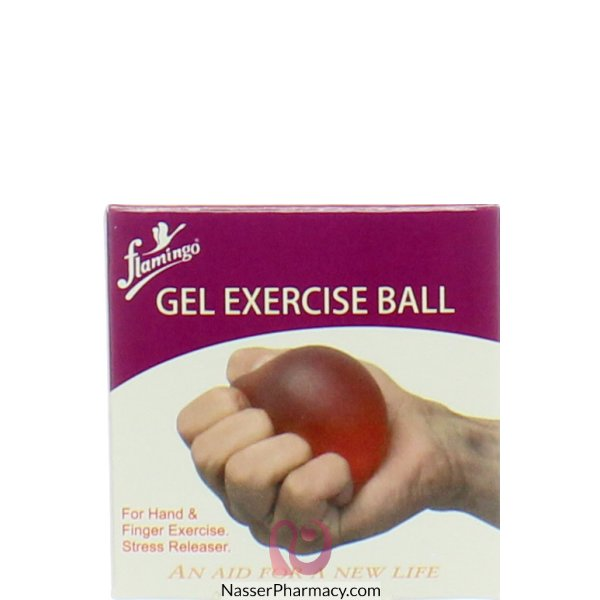 Flam Gel Exercise Ball
