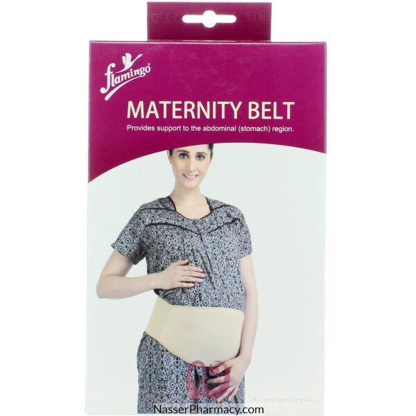 Flamingo  Maternity Belt-meduim
