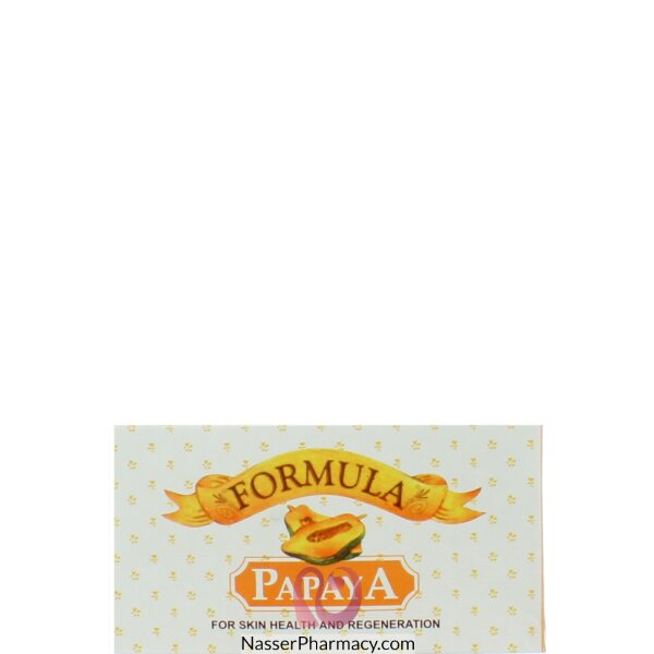 Formula Papaya Soap 135g