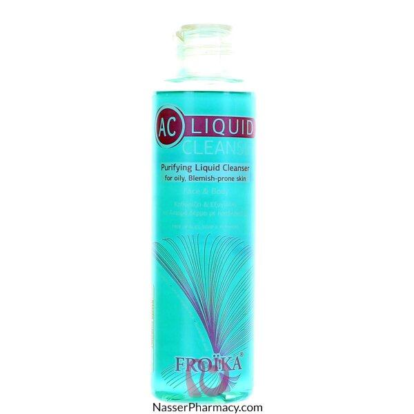 Froika Ac Liquid Cleanser 200 Ml