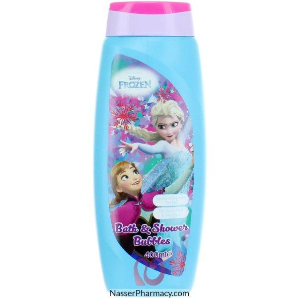 Frozen Bubble Bath+s/gel 400ml-59292