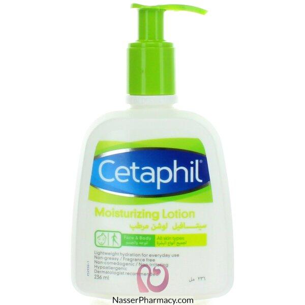 سيتافيل -cetaphil,  لوشن مرطب لجميع أنواع البشرة 236 مل