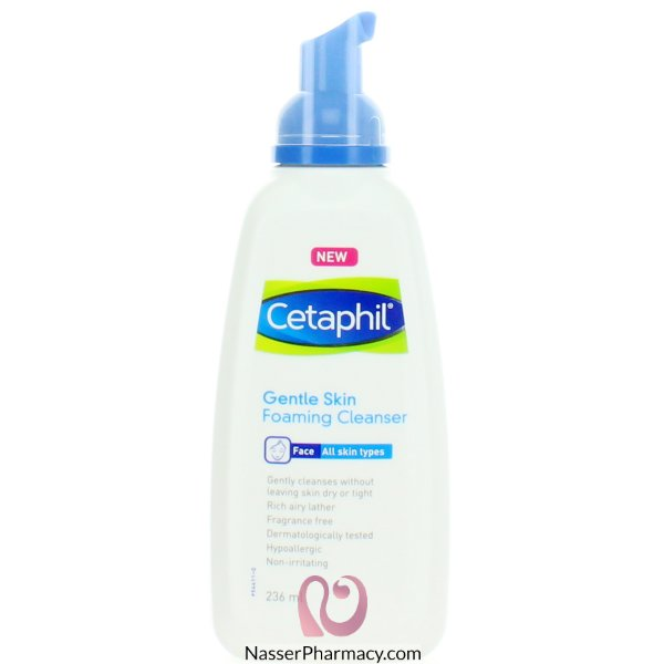 Cet Gentle Foam Cleanser 236ml X1