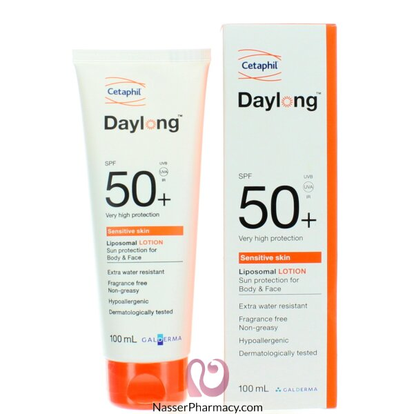 Cetaphil Daylong Spf50+ Lotion 100 Ml