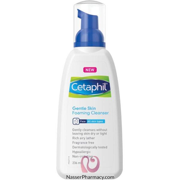 Cetaphil Gentle Foam Cleanser 236ml