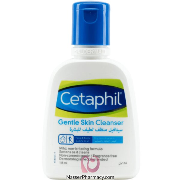 Cetaphil, Gentle Skin Cleanser(118  Ml)